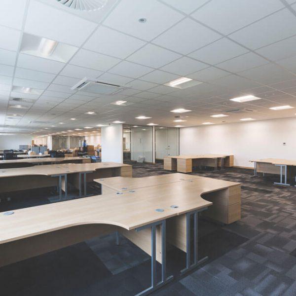 Office suspended ceilings in Norfolk