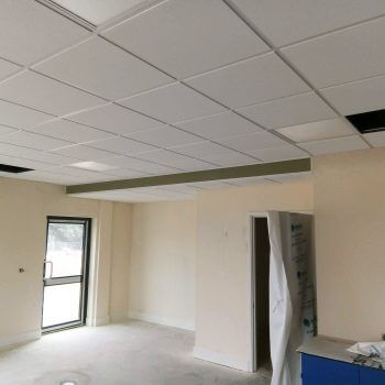 suspended ceilings for schools